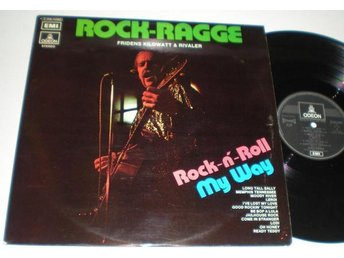 Rock-Ragge Rock n roll my way - Orsa - Rock-Ragge Rock n roll my way - Orsa
