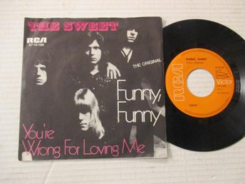 "Sweet ""Funny Funny / You're Not Wrong For Loving"""