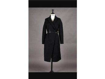 WHYRED Ana coat jacka kappa svart 40 - Hägersten - WHYRED Ana coat jacka kappa svart 40 - Hägersten