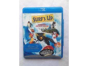 BluRay - Surf s Up - Kallinge - BluRay - Surf s Up - Kallinge