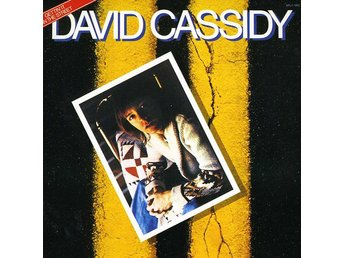 LP David Cassidy Getting it in the street