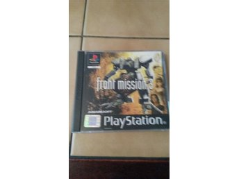 Front Mission 3 Pal (PS1)