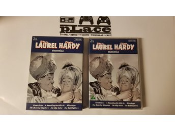 Laurel & Hardy - The Film Collection DVD