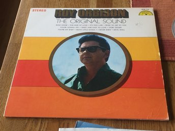 ROY ORBISON THE ORGINAL SOUND SKICK VG