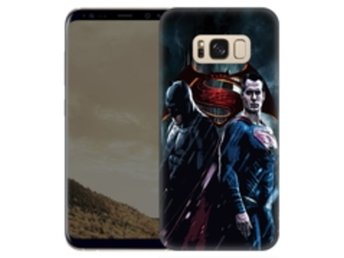 Samsung Galaxy S8 Plus Skal Batman Vs Superman