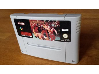 SNES/PAL Pit-Fighter