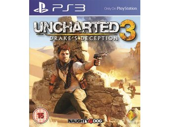 Uncharted 3 - Drakes Deception - Playstation 3