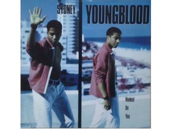 "Sydney Youngblood title* Hooked On You* Club, House, RnB, Soul 12"" UK"