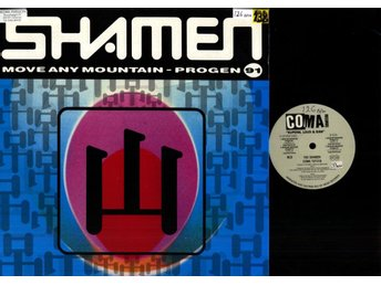 SHAMEN - MOVE ANY MOUNTAIN