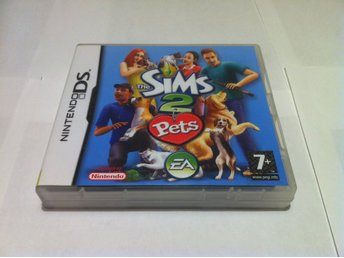 NDS: The Sims 2 (II) - Pets