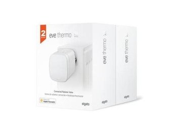 Elgato Eve Thermo Thermostatic Radiator Valve (2-Pack)