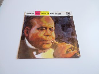 EP King Oliver - Jazz Gallery  EX+