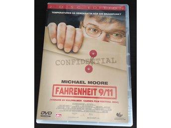 Javascript är inaktiverat. - Bålsta - Fahrenheit 9/11 (Michael Moore)Dvd enligt bild. Svensk text.Köp fler dvds utan fodral och spar på portot vid samfrakt.1 DVD - 9 kr2-5 DVD 18 kr6-12 DVD 36 krFör att samfrakt skall fungera måste du välja swish eller banköverföring vid kass - Bålsta