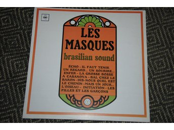 LES MASQUES - Brazilian Sound - Trio Camara - mästerverk - jazz bossa easy re