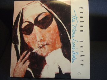 LP - GRAHAM PARKER. The Mona Lisa´s Sister. 1988