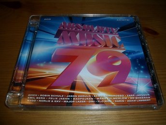 2-CD Absolute music 79