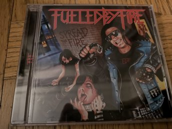 FUELED BY FIRE - Spread the Fire - Thrash