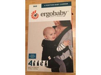 NY - Ergobaby 360 Bärsele a685cebea7929