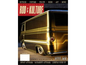 Traditional Rod & Kulture 26