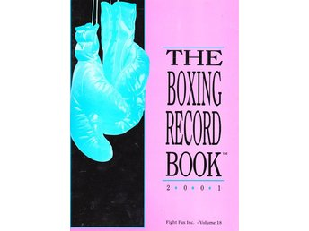 The boxing record book 2001 (volume 18)