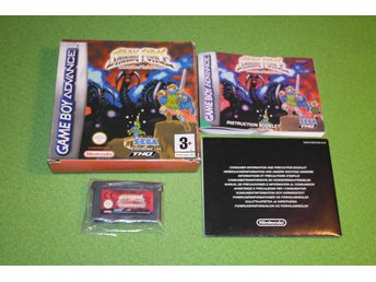 Shining Force Resurrection of the Dark Dragon GBA Gameboy Advance