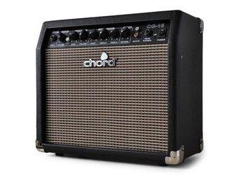 Chord CG-15 elgitarrförstärkare 20cm overdrive reverb - Berlin - Chord CG-15 elgitarrförstärkare 20cm overdrive reverb - Berlin