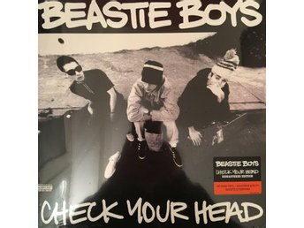 BEASTIE BOYS - CHECK YOUR HEAD GATEFOLD 2-LP 180G NY
