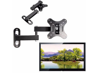 "Universal TV-fäste 14-27"" (tum) LED LCD POP Flat Panel TV Wall Mount Holder"