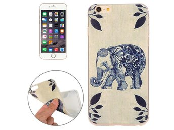 iPhone 6/6S Skal Elefant TPU - örebro - iPhone 6/6S Skal Elefant TPU - örebro
