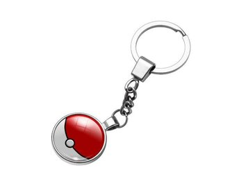 Pokemon Go Pokeball anime Nyckelring