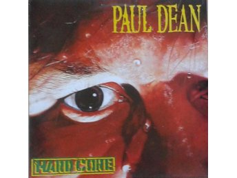 Paul Dean   titel*  Hard Core* Rock Netherlands LP