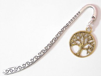 Livets träd bokmärke / Tree of Life bookmark