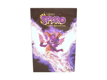 The Legend of Spyro: A New Beginning (Manual PS2 EUR)