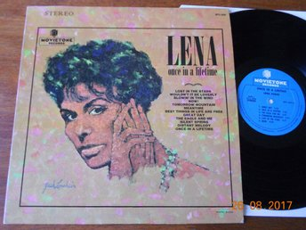 LENA HORNE - Once in a lifetime, LP Movietone USA 1975