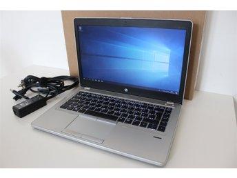Javascript är inaktiverat. - Malmö - HP EliteBook 9470M Folio - Kraftfull Ultrabook i Nyskick!Kraftfull, kvalitets arbetsdator i en stilren och slimmad aluminium-design. Datorn har varit väldigt sparsamt använd och ser därför nästan helt ny ut fortfarande. Datorn fungerar fortf - Malmö
