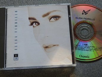 Elisa Fiorillo - I Am CD 1990