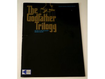 The Godfather Trilogy : Musical Highlights from I, II & III 1991 Coppola