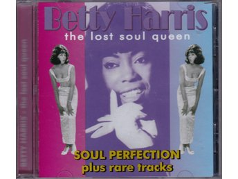 Betty Harris - The Lost Queen of Soul
