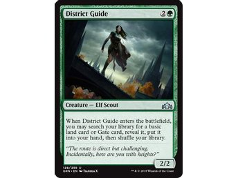 District Guide - Magic The Gathering
