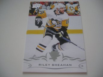 UD Series One 18/19 #140 Riley Sheahan - Pittsburgh Penguins