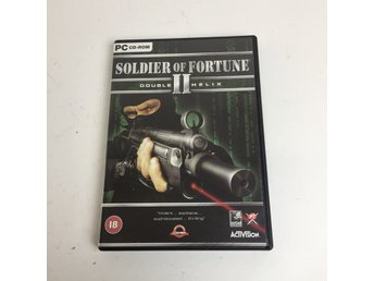 Activision, PC-spel, Soldier of fortune, Flerfärgad