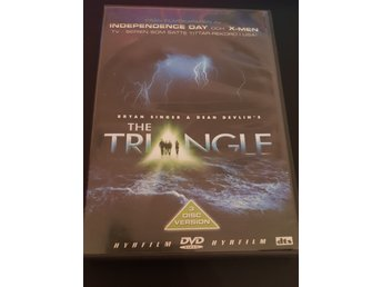 DVD Film The triangle 3 disc