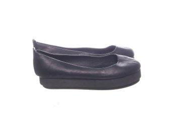 Fifth Avenue Shoe Repair, Ballerinaskor, Strl: 37, Svart, Skinn