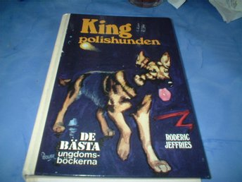 RODERIC JEFFRIES:KING POLISHUNDEN 1983