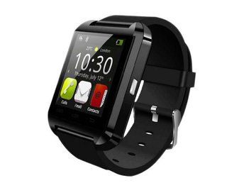 Smartwatch U8 U80 Winchester för Android iOS Iphone Samsung HTC Smart klocka