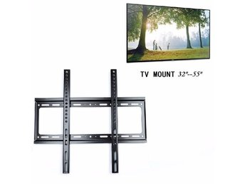 "Universal Väggfäste för LED/LCD TV 32-55"" (tum) V Wall Bracket Mount Rack"