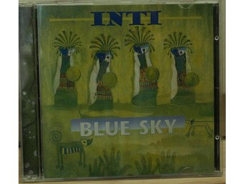 CD. INTI - BLUE SKY.
