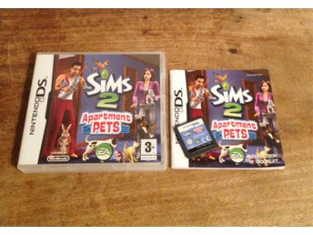 The Sims 2 Apartment Pets - Nintendo DS