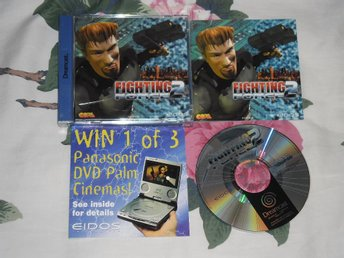 SEGA Dreamcast: Fighting Force 2
