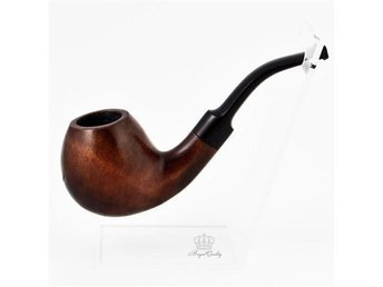 New Classic Handmade stylish pear smoking pipe -13,5cm. pipa